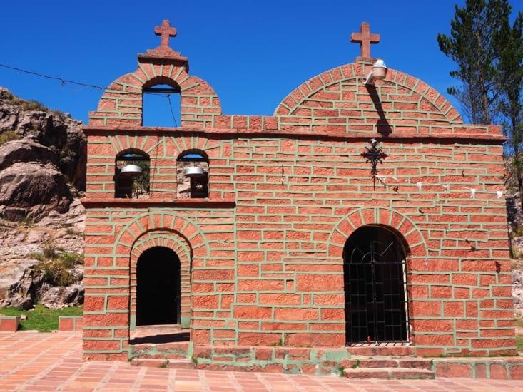 L'église de Chataquilla
