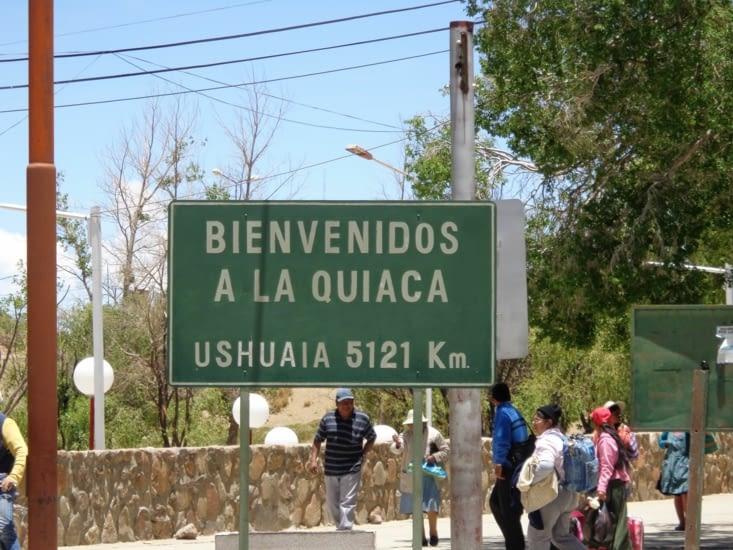 Il nous reste encore des kilomètres à parcourir pour atteindre notre objectif, Ushuaia