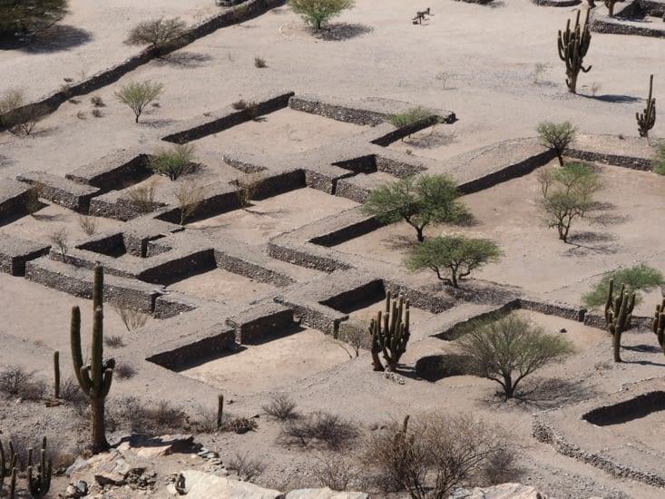 Les ruines de Quilmes