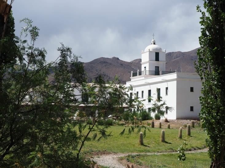 L'hotel la Merced del Alto à Cachi