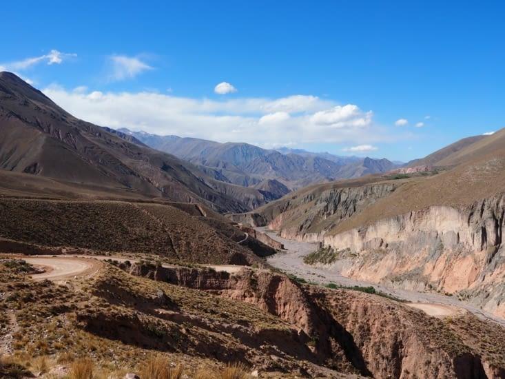 La vallée d'Iruya