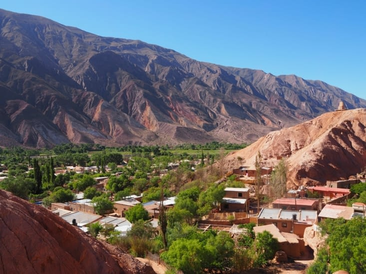 Le village de Pumamarca