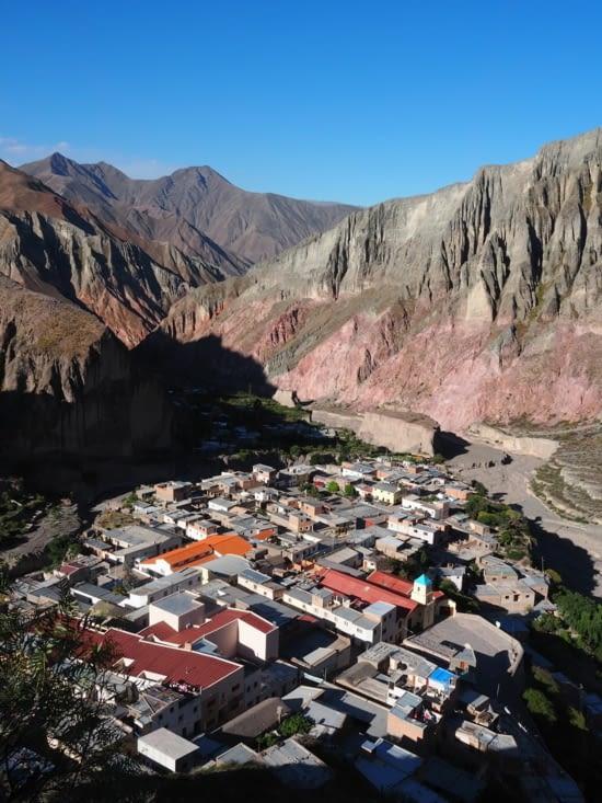 Le village d'Iruya