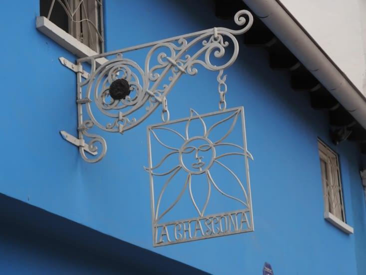 La Chascona, maison de Pablo Neruda