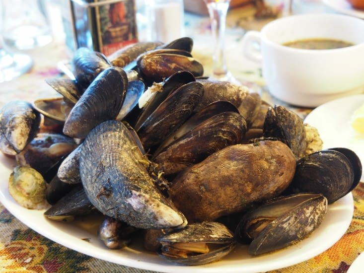 Le curanto, plat traditionnel de l'île de Chiloé