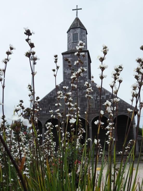 L'église noire d'Achao