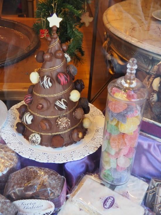 Les fameux chocolats de Bariloche
