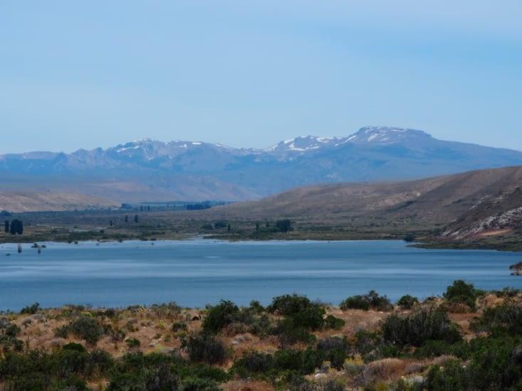 Un lac sur le chemin du retour vers Bariloche