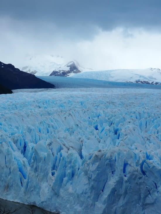 Le Perito Moreno, un glacier qui avance