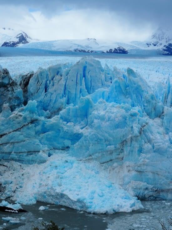 L'impressionnant Perito Moreno
