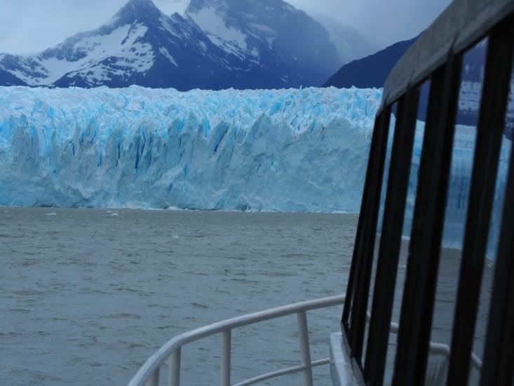 Virée en catamaran jusqu'au glacier