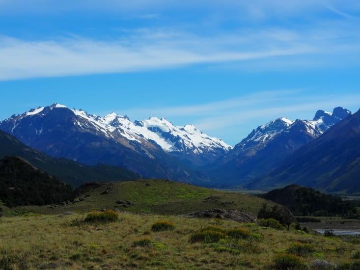 Les paysages patagoniens autour de El Chalten