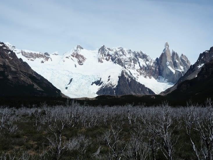 Les vallées autour de la laguna Torre