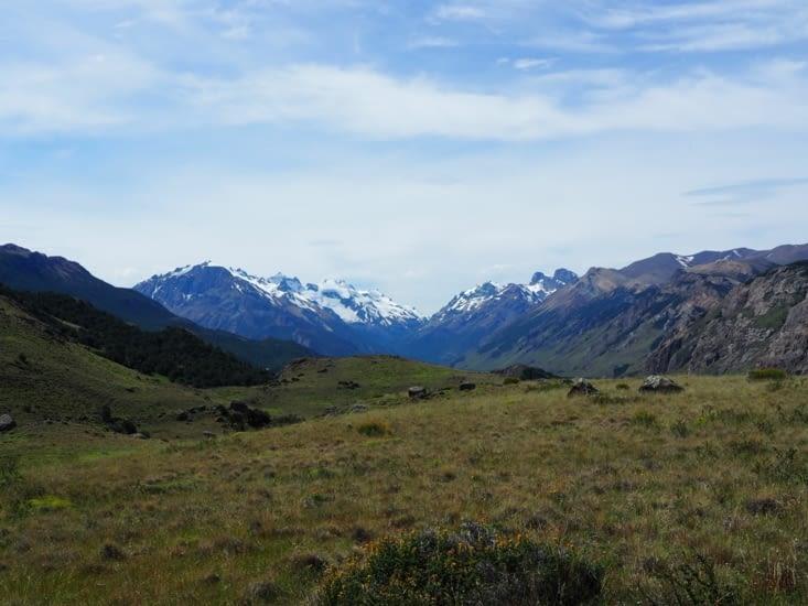 Les vallées à randonner autour de El Chalten