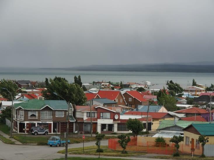 La ville de Puerto Natales