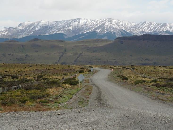 Les chemins du Parc National Torres del Paine
