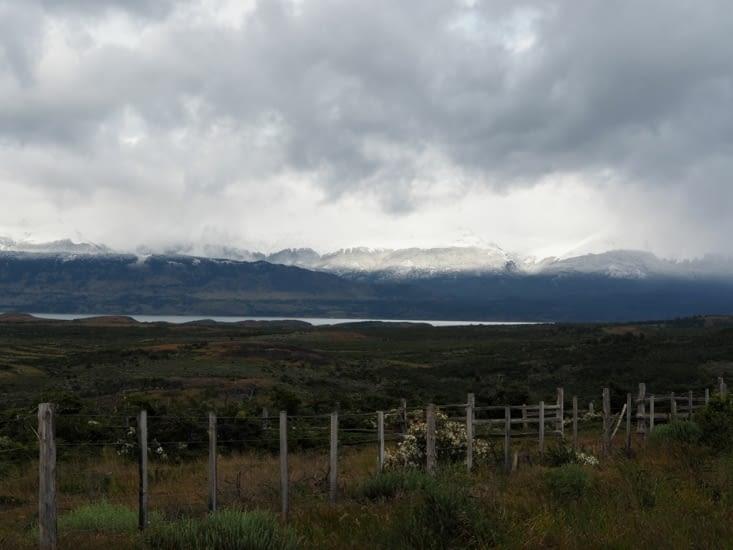 Les paysages de la patagonie chilienne