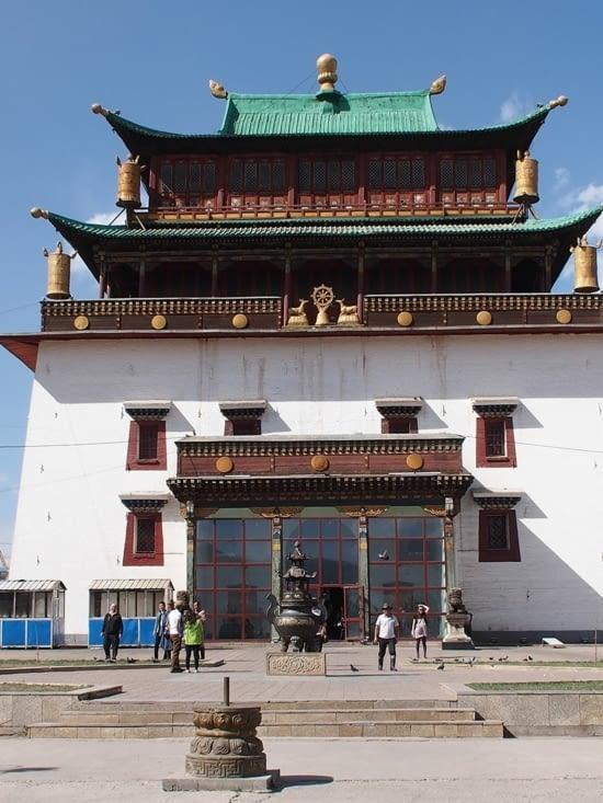 Monastère de Gandan