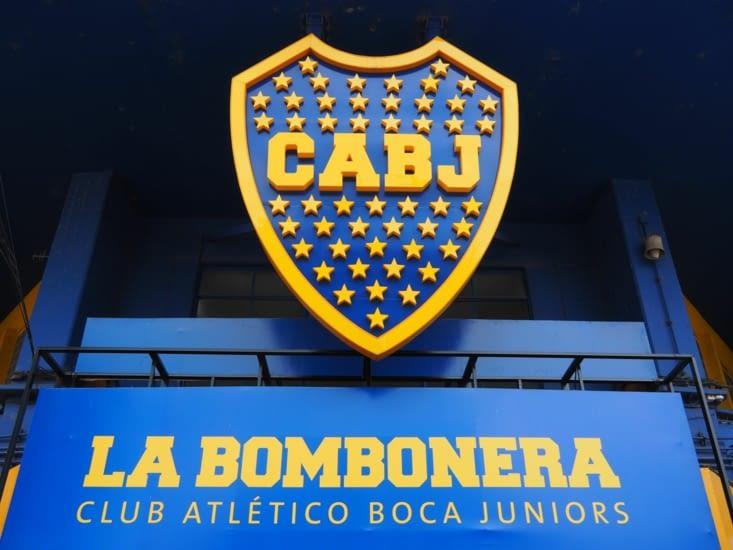 Le stade de la Bombonera