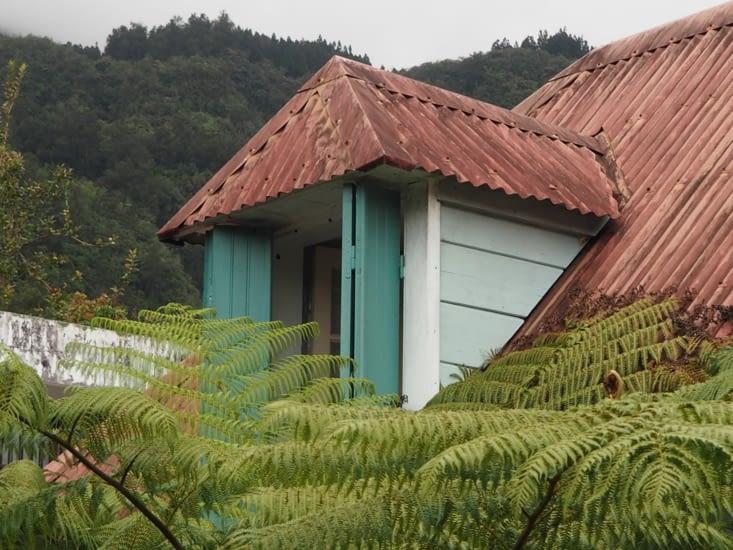 Maison typique de Hell Bourg