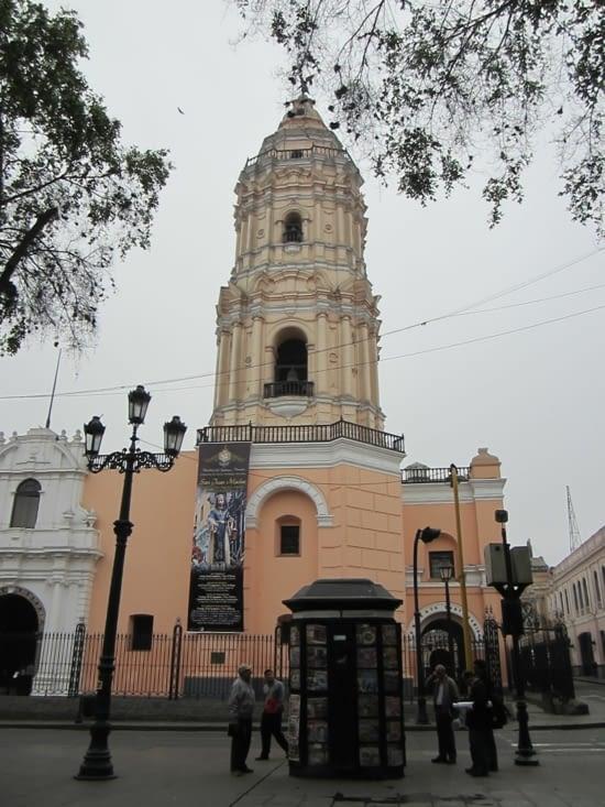 Basilica y convento de Santo Domingo