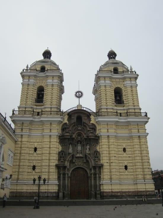 La basilique San Francisco