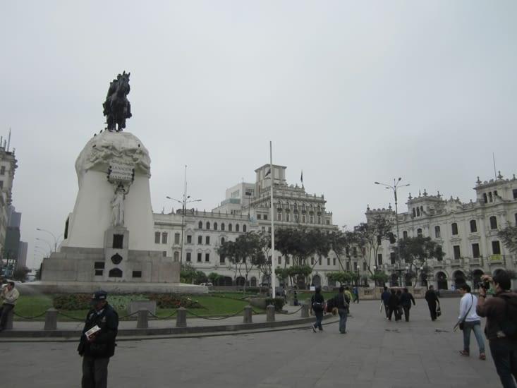 Lima, la ville grise