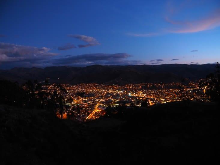 Cusco, de nuit