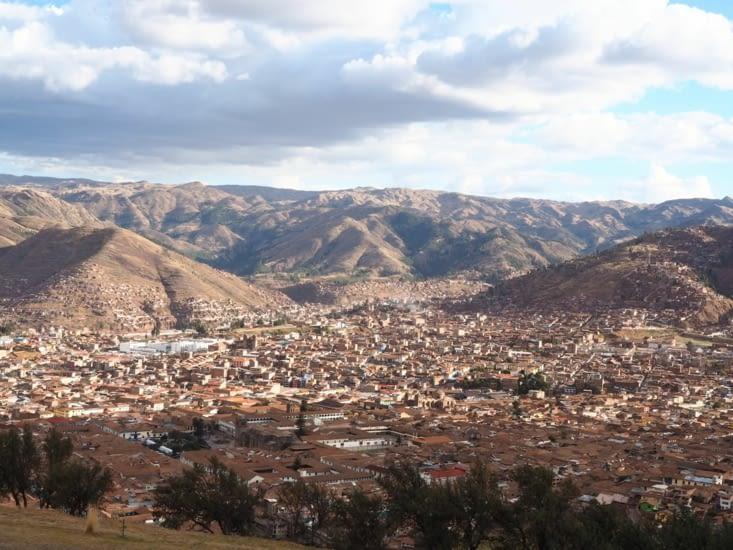 Cusco, la haute