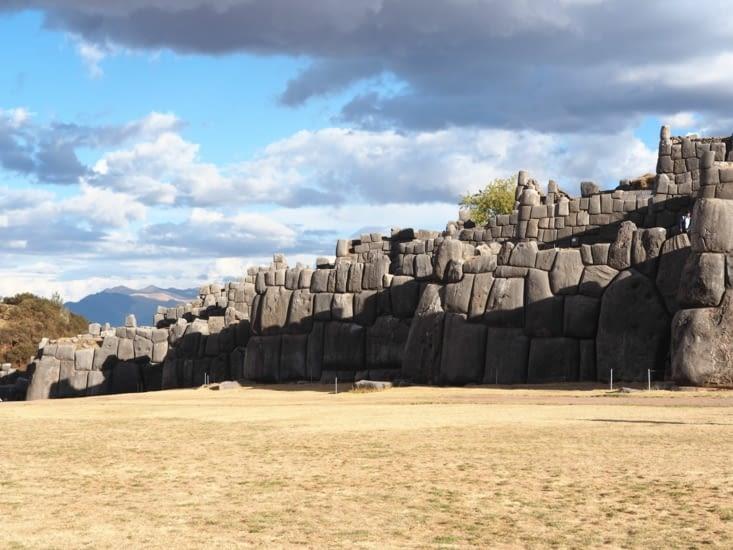 Sacsayhuaman, forteresse inca aux portes de Cusco