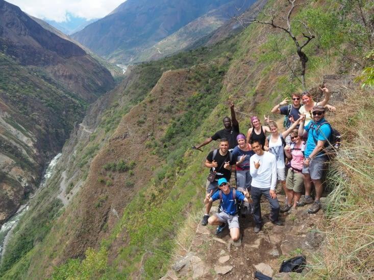 L'inka Jungle Trail Team