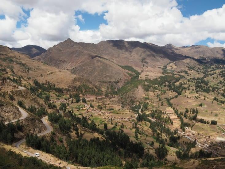 La vallée de Pisac
