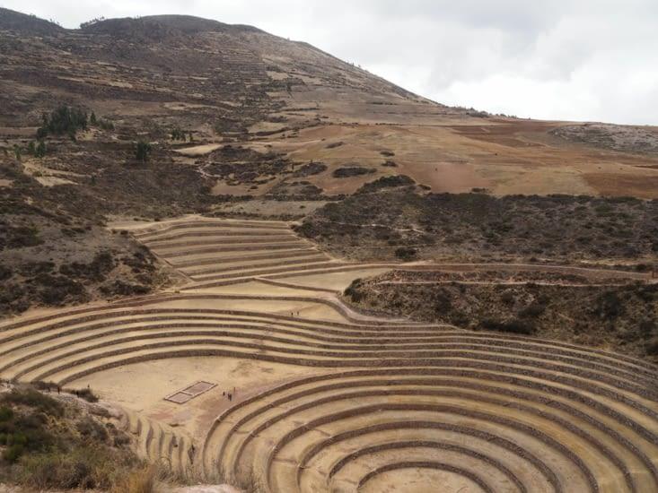 Les cercles concentriques de Moray