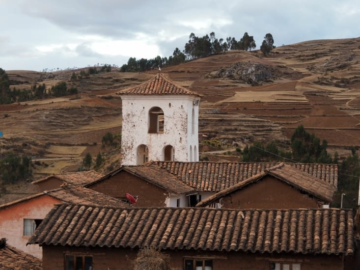 L'église de Chinchero