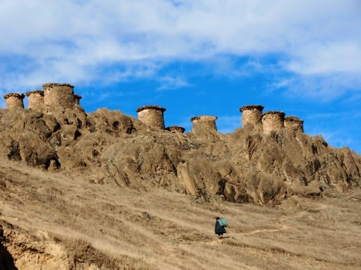 Les tours de Ninamarca