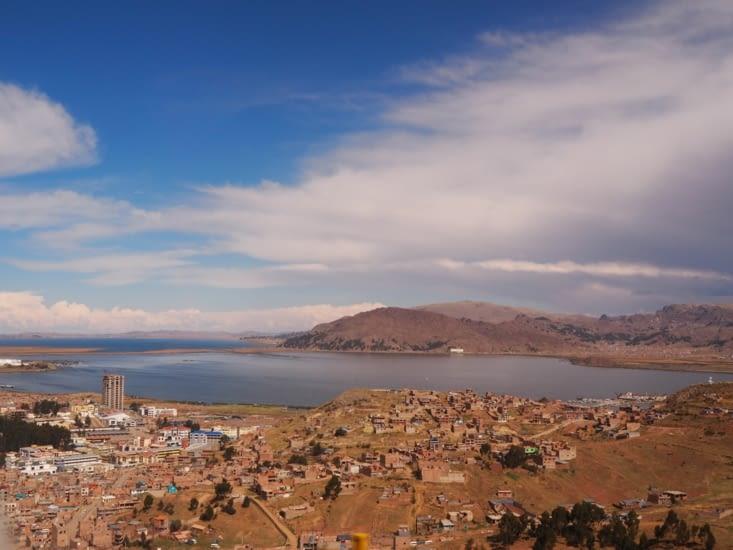 En arrivant sur Puno