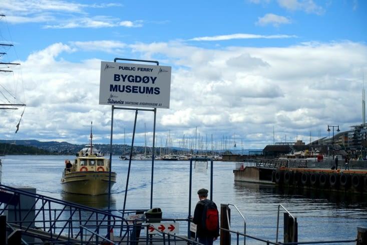 En direction de Bigdoy par bateau