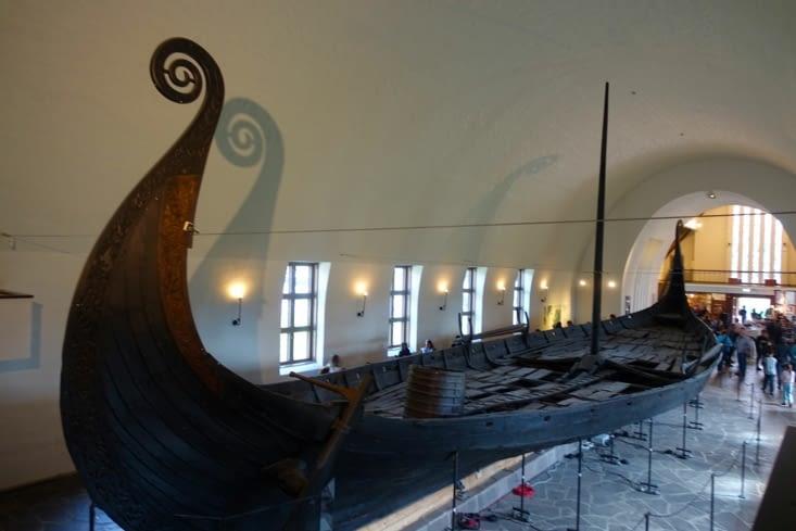 Un Drakkar viking découvert autour d'Oslo