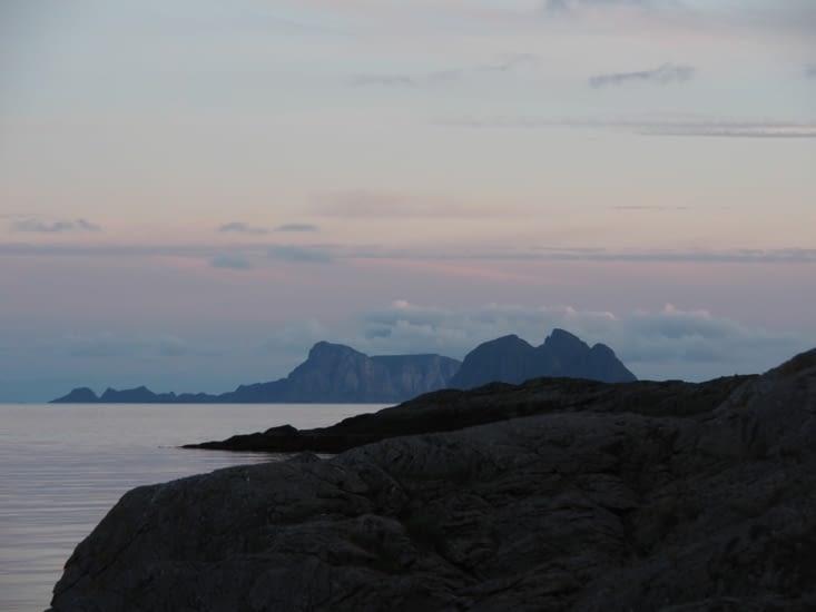 Iles, après îles après îles....