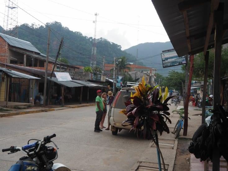 Les rues de Rurrenabaque