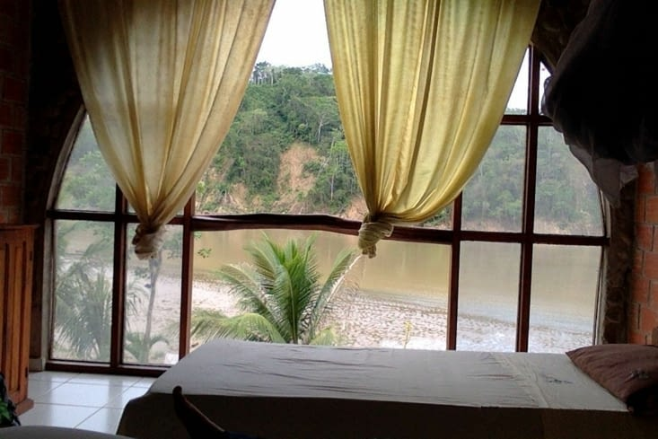 Notre hôtel à Rurrenabaque