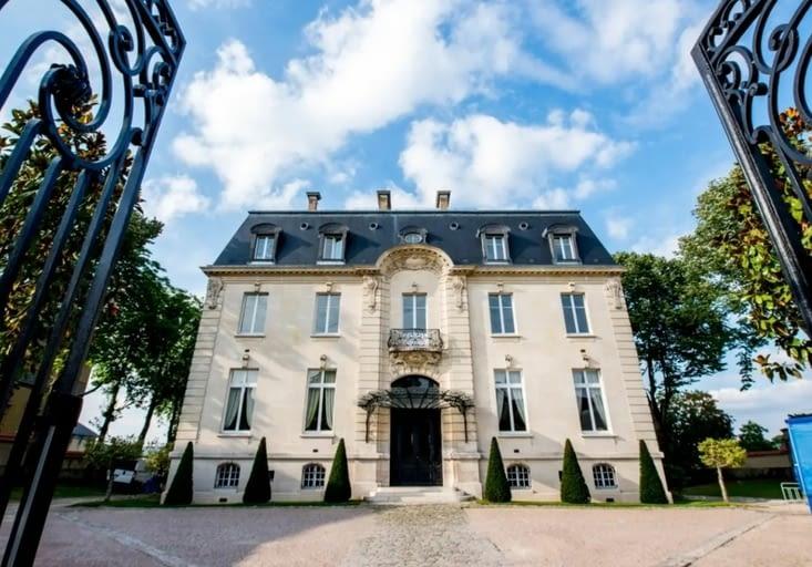 L'avenue de Champagne
