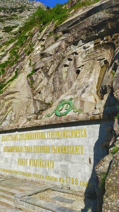 Monument commémoratif Russe