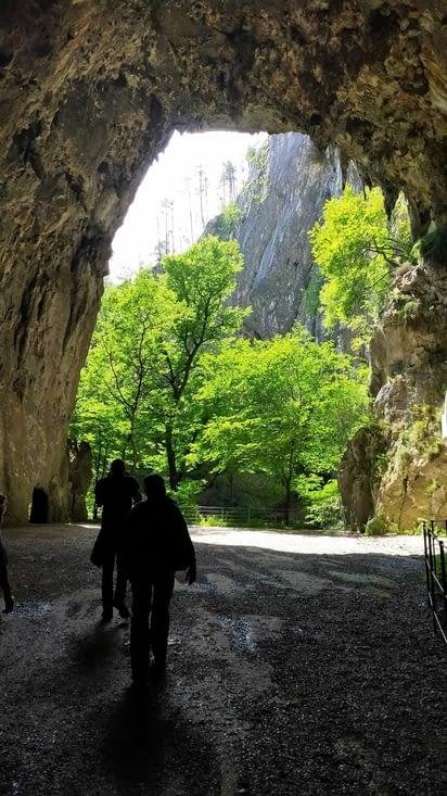 Grotte Skocjan