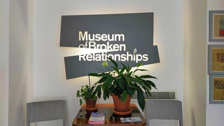 Musée des relations terminées