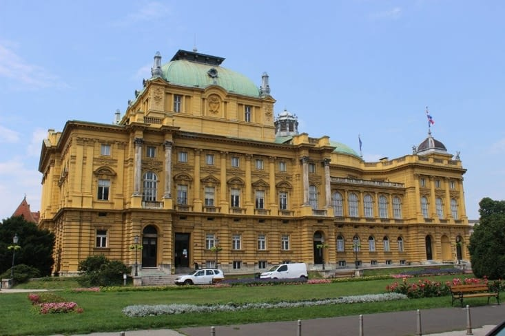 Théâtre national croate