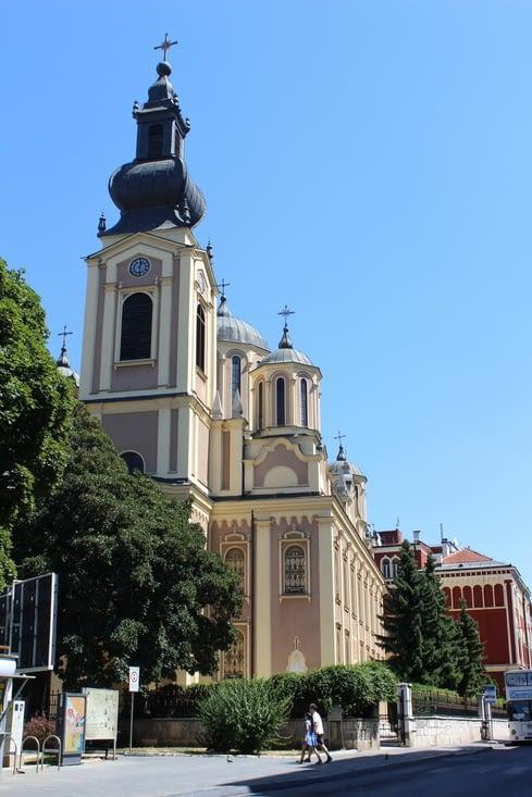 Cathédrale de la Nativité de la Mère de Dieu