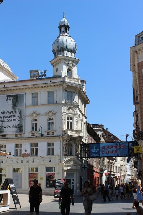 Rue de Sarajevo
