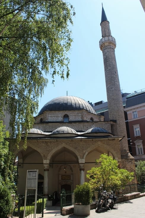 Une des nombreuses mosquées