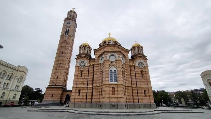 Cathédrale du Christ saint sauveur